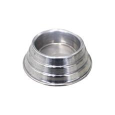 Comedouro Hamster Dog Head Alumínio Leve Pequeno