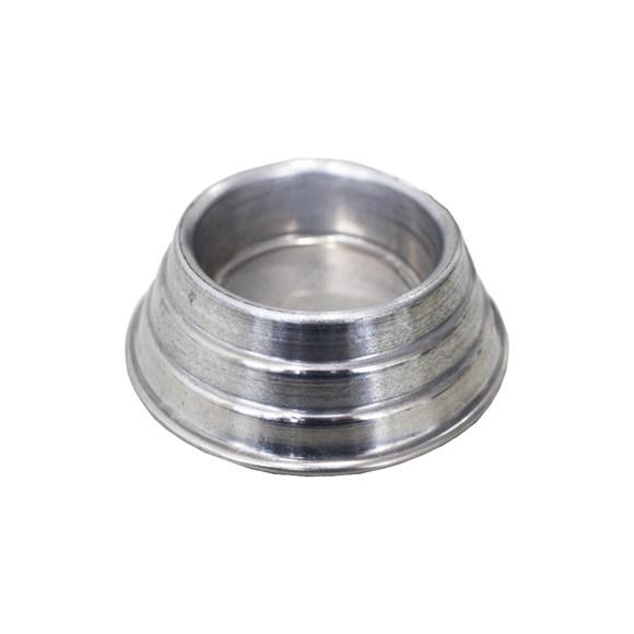 Comedouro Hamster Dog Head Alumínio Pesado Pequeno