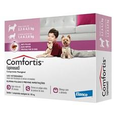 Comfortis Antipulgas Cães e Gatos 140mg