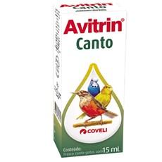 Composto Nutriente Coveli Avitrin Canto - 15ml