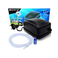 Compressor de Ar Boyu S-510 4L/Min - 110v