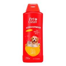 Condicionador Cães e Gatos Pet Clean – 700mL