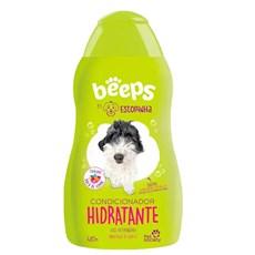 Condicionador Hidratante Beeps Estopinha Cães e Gatos Pet Society – 480mL