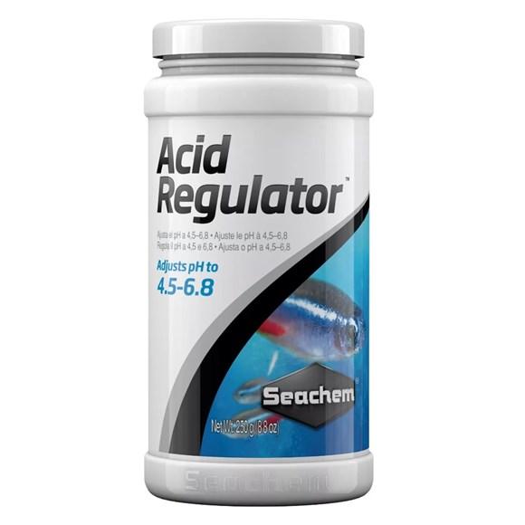 Condicionador Para Aquario Seachem Acid Regulator 250g