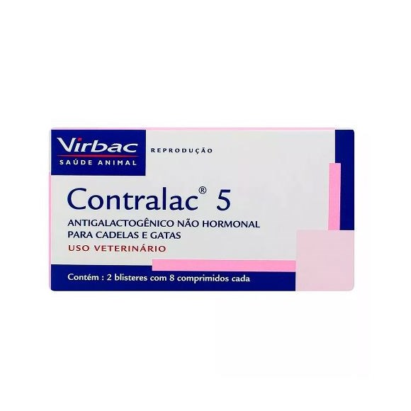 Contralac 5 Virbac