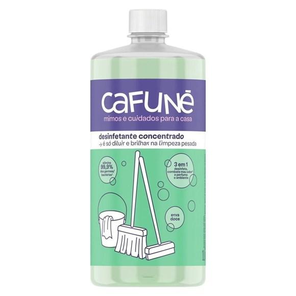 Desinfetante Concentrado Erva Doce Cafuné – 1 Litro