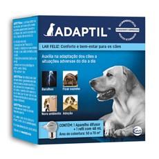 Difusor Adaptil Com Refil 48ml Para Cães
