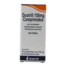 Duotrill 150mg C/ 10 Comprimidos
