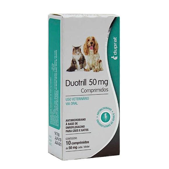 Duotrill 50mg C/ 10 Comprimidos
