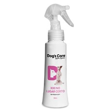 Educador Xixi No Lugar Certo Dogs Care  100mL
