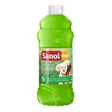 Eliminador de Odores Sanol Dog Herbal - 2 Litros