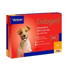 Endogard Vermífugo Cães Até 10kg C/2 Comprimidos - Virbac