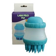Escova Lava Pelos Azul Napi