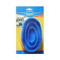 Escova Massageadora Para Cães Chalesco