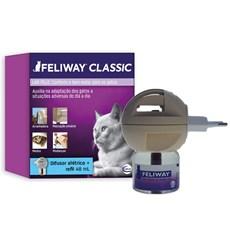 Feliway Classic Difusor Com Refil Ceva - 48mL