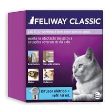 Feliway Classic Difusor + Refil 48ml Feromonio