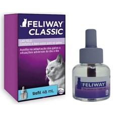 Feliway Classic Refil Ceva 48ml Feromonio