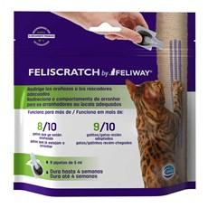 Feliway Feliscratch 9x5ml Educador De Gatos Comportamento