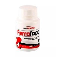 Ferrofood Suplemento Alimentar Cães E Gatos 30 Comprimidos