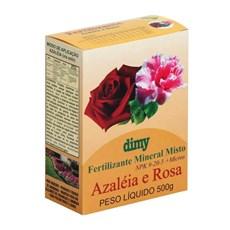 Fertilizante Azaleia e Rosa Pó Dimy - 500g
