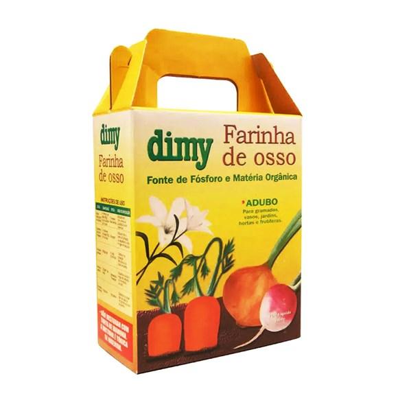 Fertilizante Farinha De Osso Dimy - 1kg