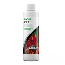 Fertilizante Flourish Iron Seachem Para Aquários - 250ml