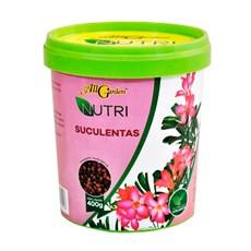 Fertilizante Nutri Suculenta LC All Garden - 400g