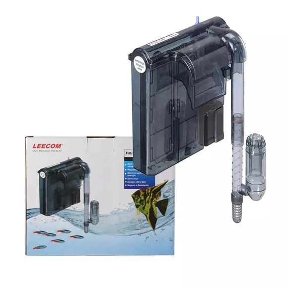 Filtro Externo Hang-On Leecom Hi-430 350L/h 2.5w - 220v