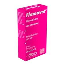 Flamavet 0,5mg Cães Agener União C/10 Comprimidos