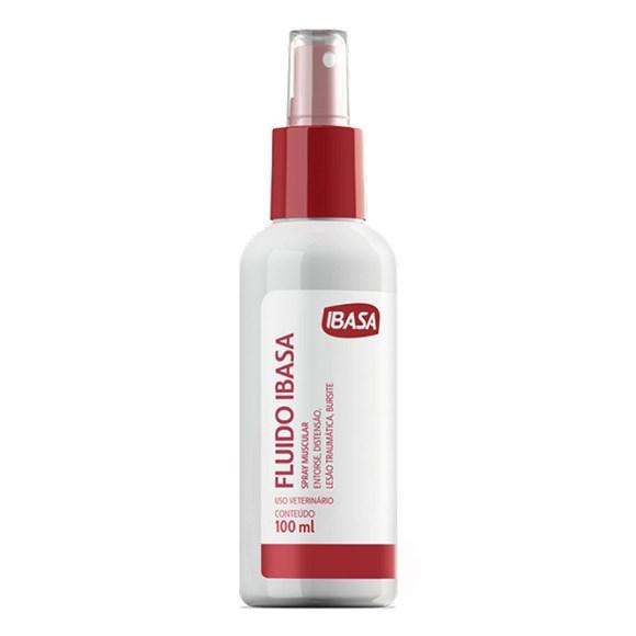 Fluido Spray Ibasa – 100mL
