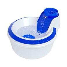 Fonte Bebedouro Para Caes E Gatos Petlon Azul 220v