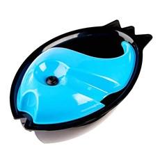 Fonte Waterland Para Gatos Com Filtro 500ml - Chalesco
