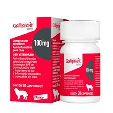 Galliprant Anti-inflamatório 100mg Elanco C/30 Comprimidos