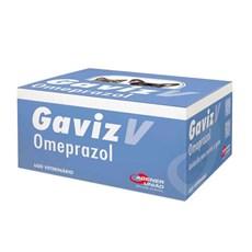 Gaviz V 10mg Omeprazol Agener União Blister C/10 Comprimidos