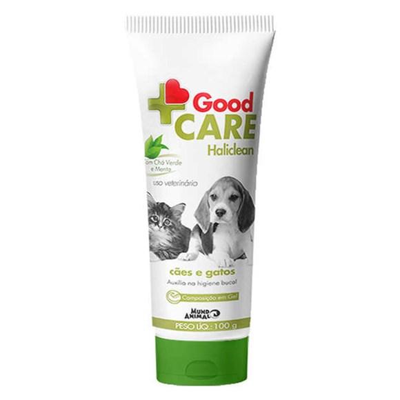 Gel Dental Good Care Haliclean Mundo Animal – 100g