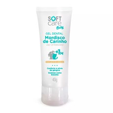 Gel Dental Soft Care Baby Mordisco De Carinho - 40g