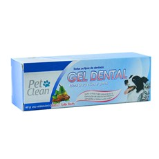 Gel Dental Tutty-Frutty Pet Clean - 60g