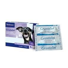 Grantelm Antiparasitário Cães Virbac C/4 Comprimidos