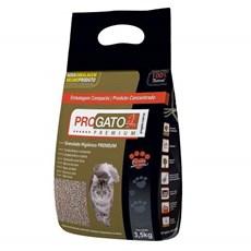 Granulado Higienico Progato Premium Para Gatos - 3,5kg