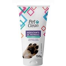 Hidratante de Patinhas Para Cães Pet Clean - 150g