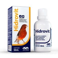 Hidrovit Suplemento Vitamínico Vetnil – 50mL