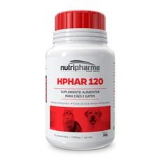 Hphar Suplemento Alimentar Para Caes E Gatos Nutripharme C/30 Comprimidos
