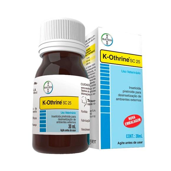 Inseticida k-Ohtrine 255C Bayer - 30mL