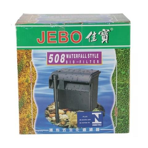 Jebo 508 Bomba C/ Filtro externo vazão 980 L-H - 220V