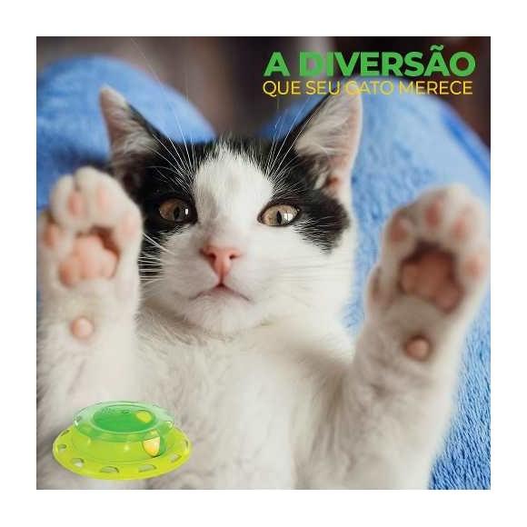 Jogo Interativo Para Gatos Catnip Chaser Petstages