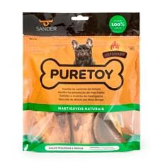 Kit Mastigáveis Cães Puretoy Raça Peq/Med Defumado