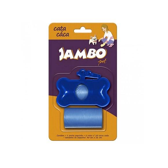 Kit Porta Saco Basic Azul Jambo - C/2 Rolos