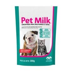 Leite P/ Gatos Cães Filhotes Substituto Pet Milk Concentrado 300g