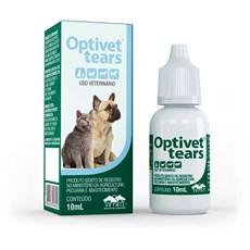 Lubrificante Ocular Optivet tears Vetnil - 10mL