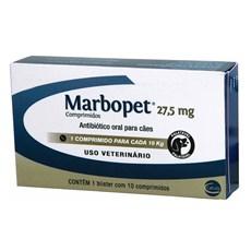 Marbopet Antibiótico Cães 27,5mg – Ceva